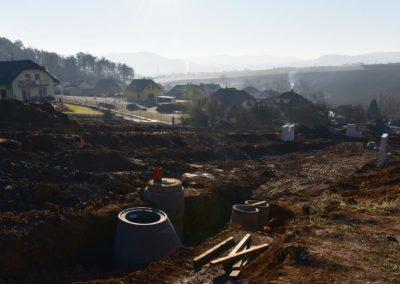 Green Hills Zahořany výkopové práce